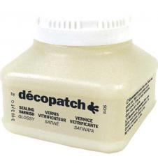 Decopatch Aquapro Professional Varnish, 90 ml